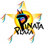 Logo for pinata division of balloon company